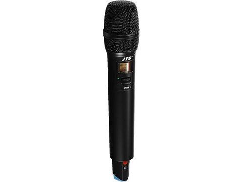 Dynamic hand-held UHF PLL microphone transmitter