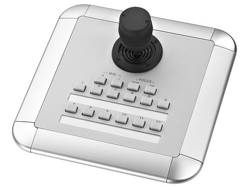 Control panel with USB port