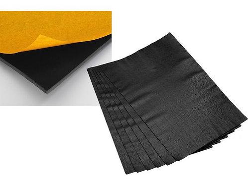 Bitumenes filc nehézlemezek, 6 lemez (1m2/), kb. 5kg/m2/