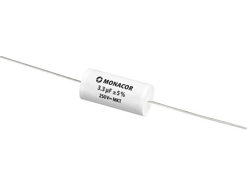 250V-os MKT fóliakondenzátorok