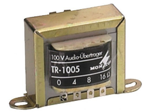 100V-os Nagyteljesítményű Audió Transzformátorok
