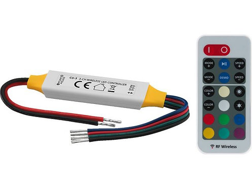 3-channel wireless LED controller