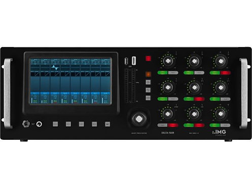 16-csatornás digitális audió keverő
