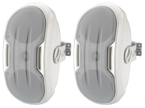 2-utas, falra szerelhető dizájn-hangsugárzópár, 100Wmax/, 8?