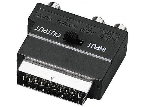 Audió/videó SCART átalakító
