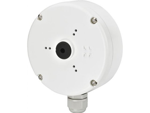 Connection box for outdoor applications