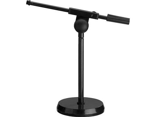 Asztali, ill. földre is rakható mikrofonállvány