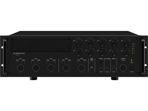 10-zone mono PA mixing amplifier