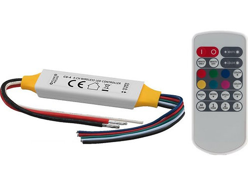 4-channel wireless LED controller