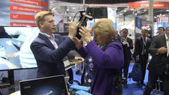 VR for the Prime Minister
