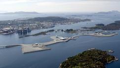 INC Gruppen - Fjord Base Aktiviteter