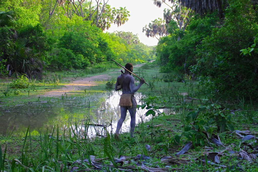 Walking safari Didi