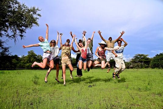 Group in Selous