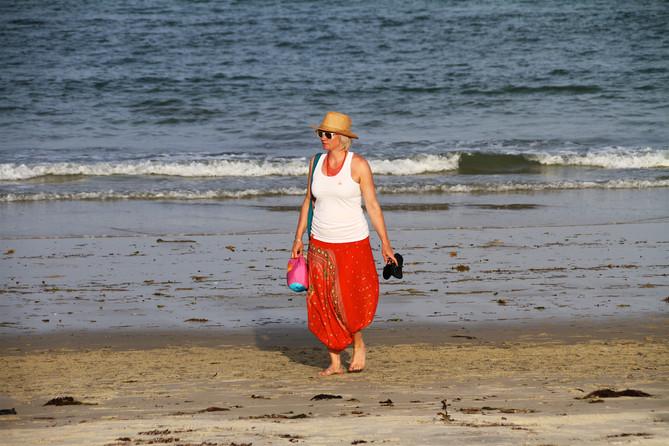 Kawe Beach in Dar es Salaam