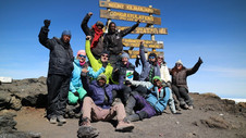Top of Africa, Uhuru Peak Kilimanjaro