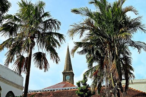 Stone Town Livingstone Church
