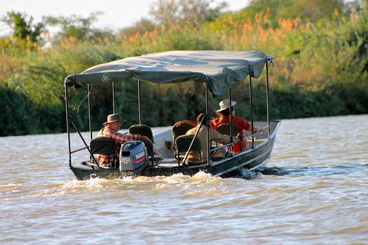 Rufiji Boat safari
