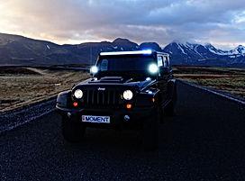 Journey through the Icelandic nature