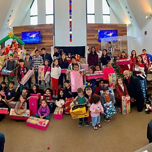 Servicio de Navidad