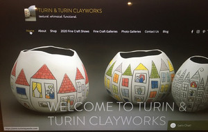 Thank you 2019 from turin & turin clayworks