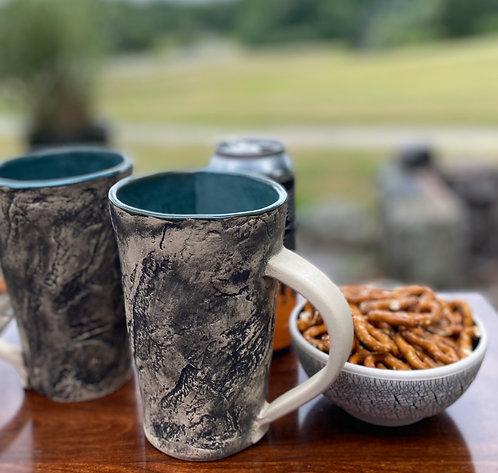 XL Textured Mug/Beer Stein