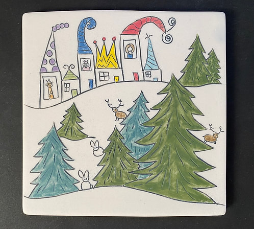 Trivet: Forest Living on the Outskirts of Town