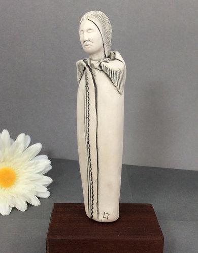 Warrior Queen-Sculpture