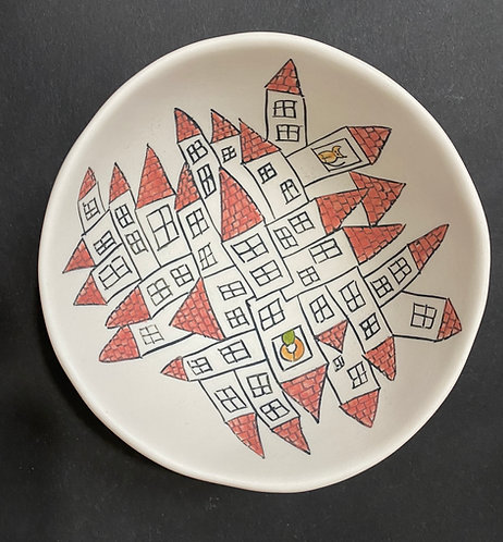 Living in the City, medium story bowl