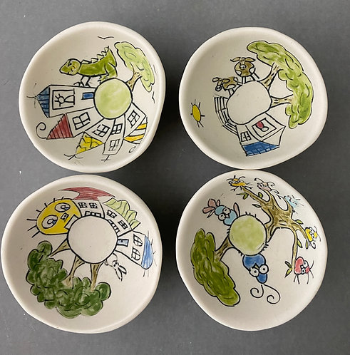Tiny Story Bowls--Stories to Tell
