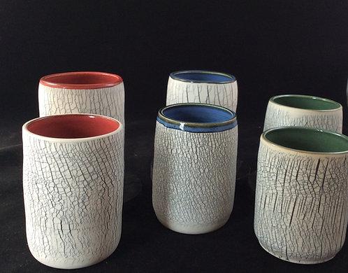 Porcelain Textured Tumbler, 10 oz