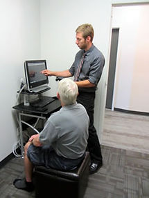 Digtal Infrared Thermography or Temperature Scan