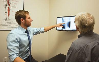 Upper Cervical Digital X-Ray Imaging