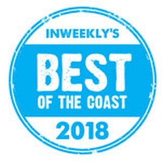 Inweekly's Best of the Coast 2018 A DJ Connection Best Wedding DJ