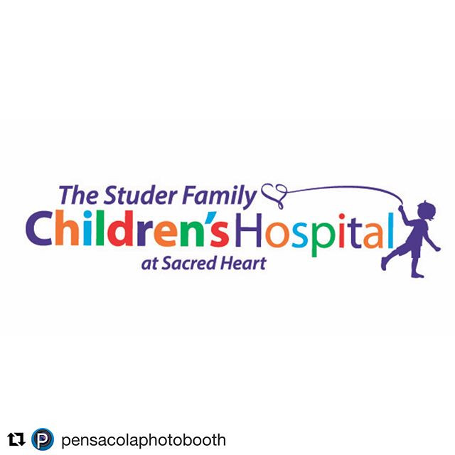 The Studer Family Children's Hospital at Sacred Heart Grand Opening Open House March 2019 Pensacola PhotoBooth Photo Booth