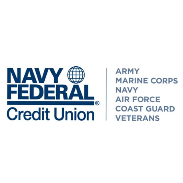 Navy Federal Credit Union Army Marine Corps Navy Air Force Coast Guard Veterans Logo Big Day Out 2018 Pensacola Photobooth Photo Booth