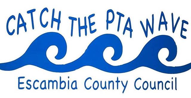 Catch The PTA Wave Escambia County Council Escambia County PTA Leadership Conference 2018