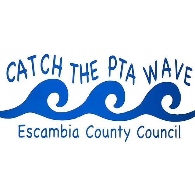 catch the pta wave escambia county council escambia county pta leadership conference training pensacola state college vendor fair