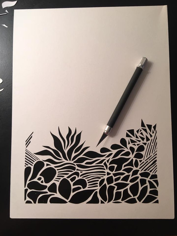 WIP-Paper Art