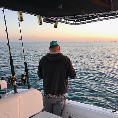 Mark and Paul Fishing Adventure