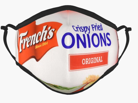French's releases mask that smells, tastes like Crispy Fried Onions™