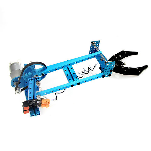 Robotic Arm Add-on Pack for Starter Robot Kit-Blue