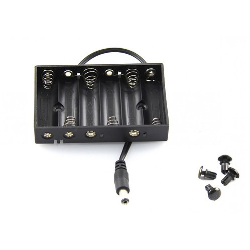 Battery Holder for (6)AA