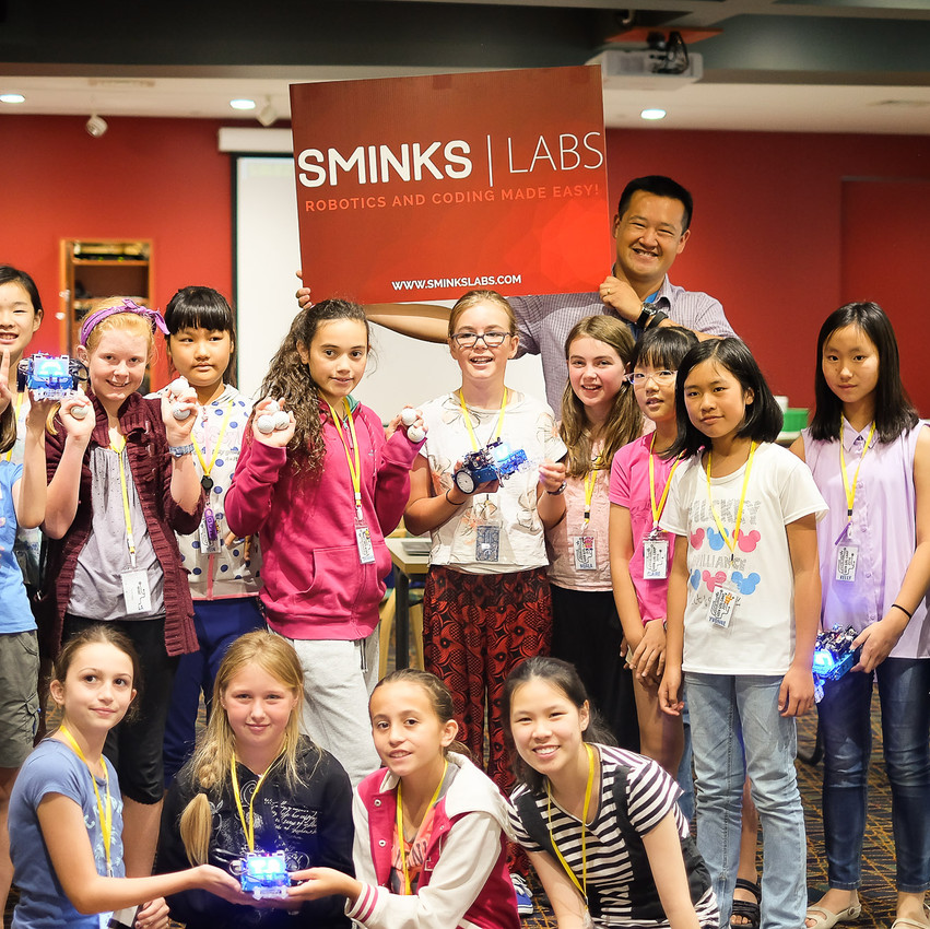 Geek Girls 2016 + SMINKS LABS