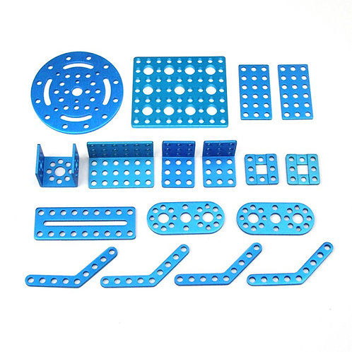Bracket Robot Pack-Blue