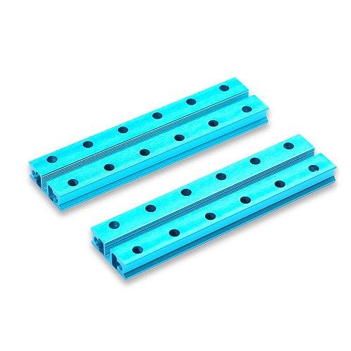 Slide Beam0824-096-Blue (Pair)