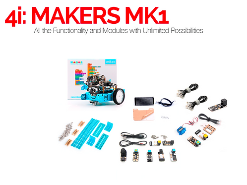 Lab Package 4i: MAKERS MK1