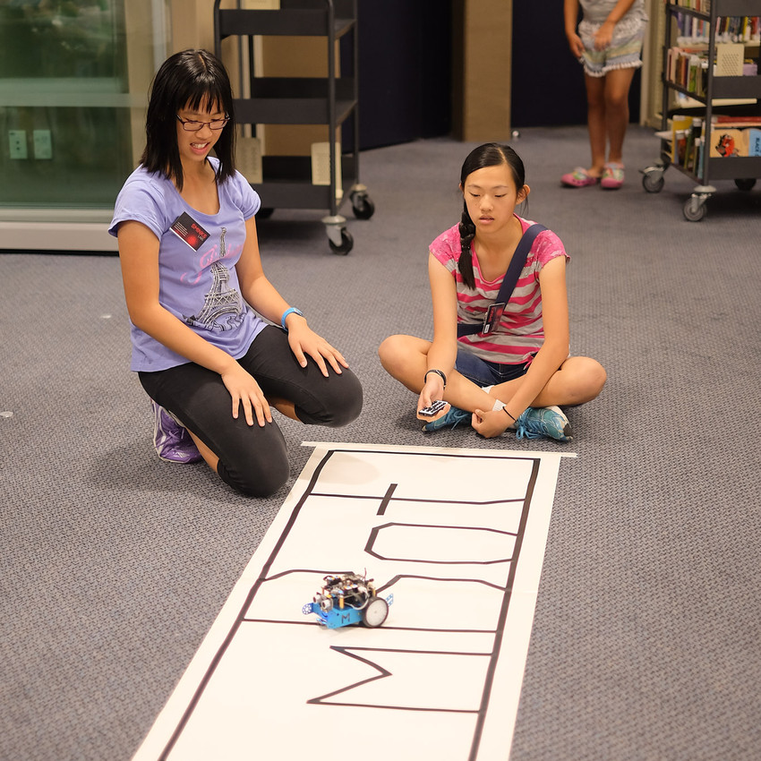 mBot track