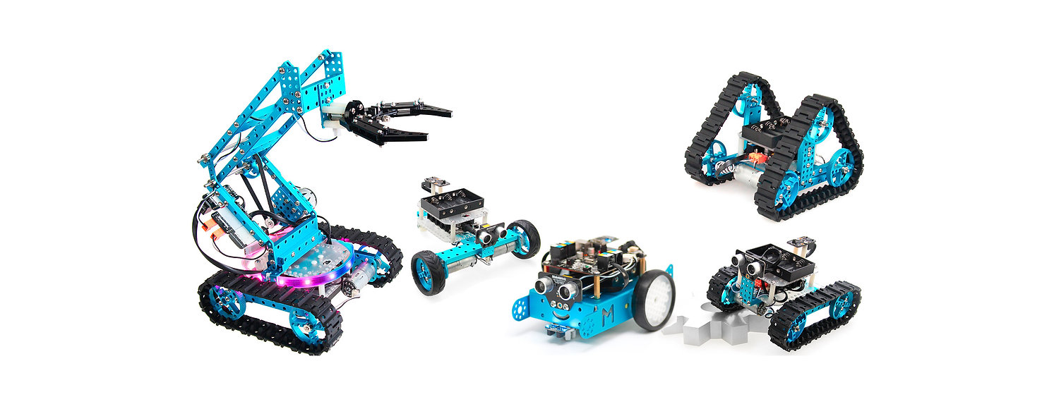 SMINKS LABS makeblock robots nz