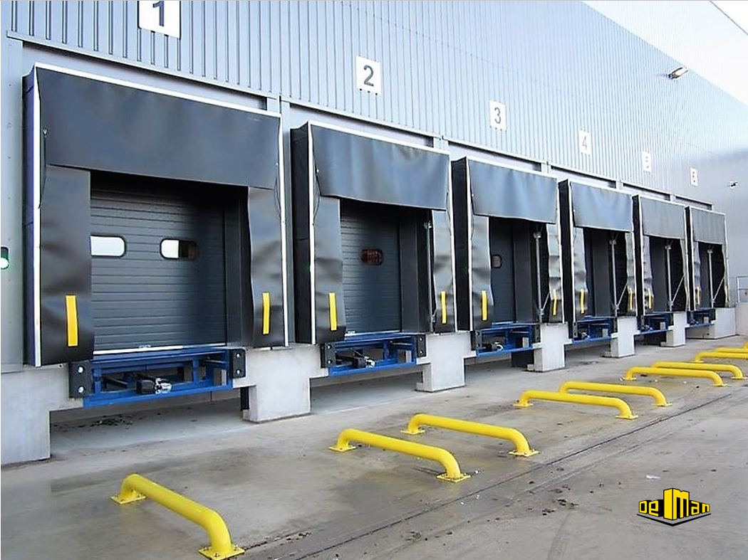 Loading Dock Bay Doors
