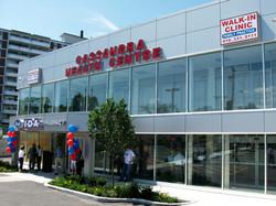 Cassandra Health Center Front Entrance